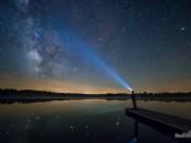 Lake Sugema Stargazer