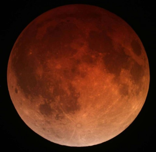 September 27th 2015 Lunar Eclipse