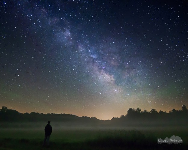 How To See the Milky Way