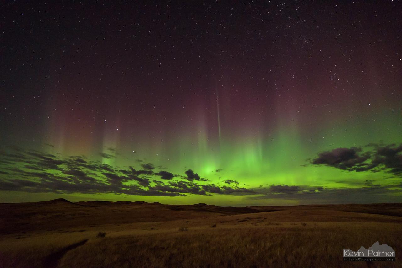 Grasslands National Park Saskatchewan Canada Dark Site